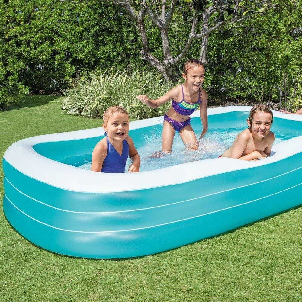 "Intex Inflatable Pool, 72"" X 22"", for"