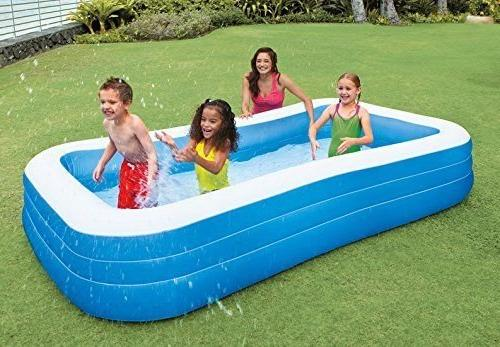 "Intex Swim Center Inflatable 72"" 22"", for Ages"