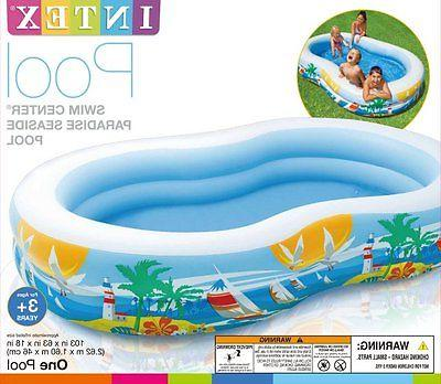 INTEX Paradise Kids Pool Air Pump
