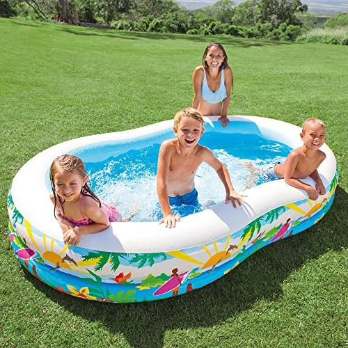 Intex Swim Seaside Pool