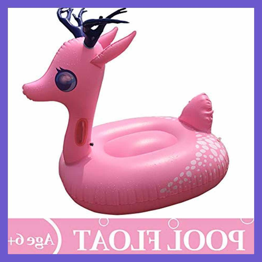 swimline inflatable unicorn baby floating lounger raft