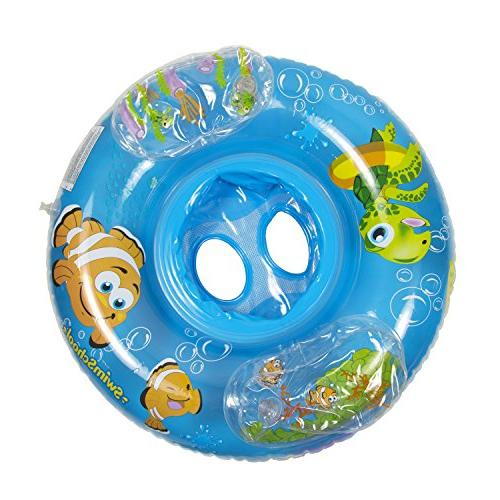 swimschool aquarium babyboat float
