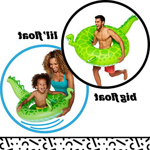 BigMouth Inc Lil' Water Float Infants Kids Perfect for to