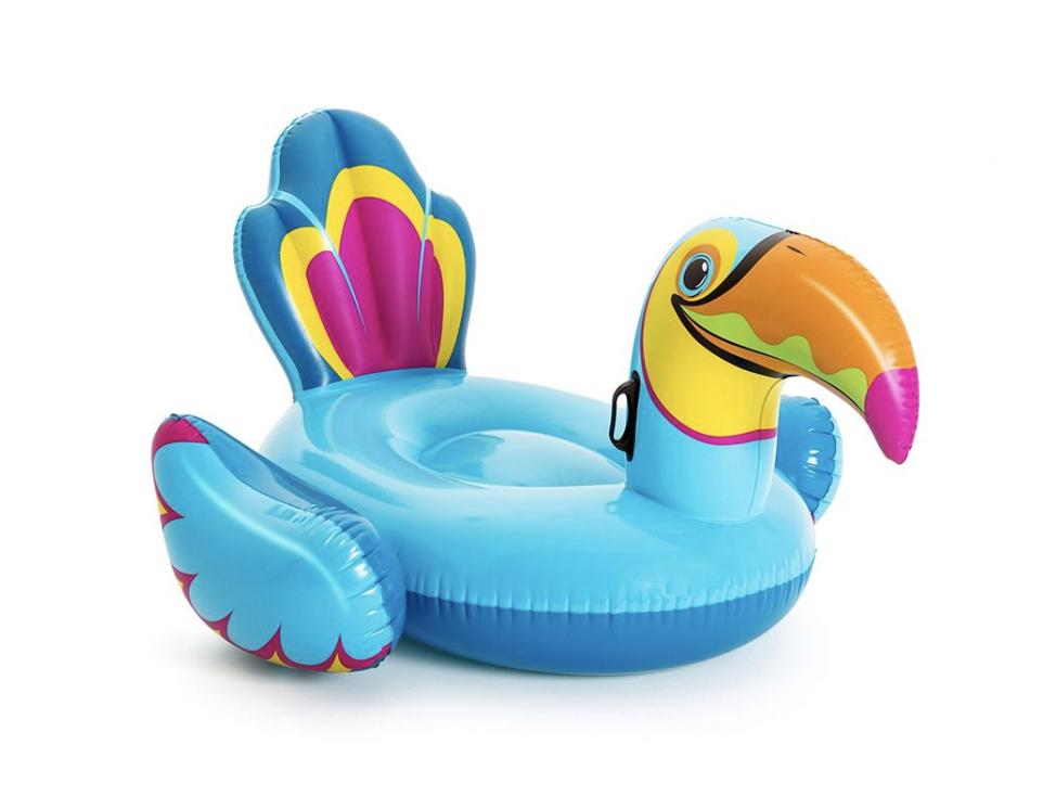 Tipsy Toucan Float Inflatable Bestway 6ft