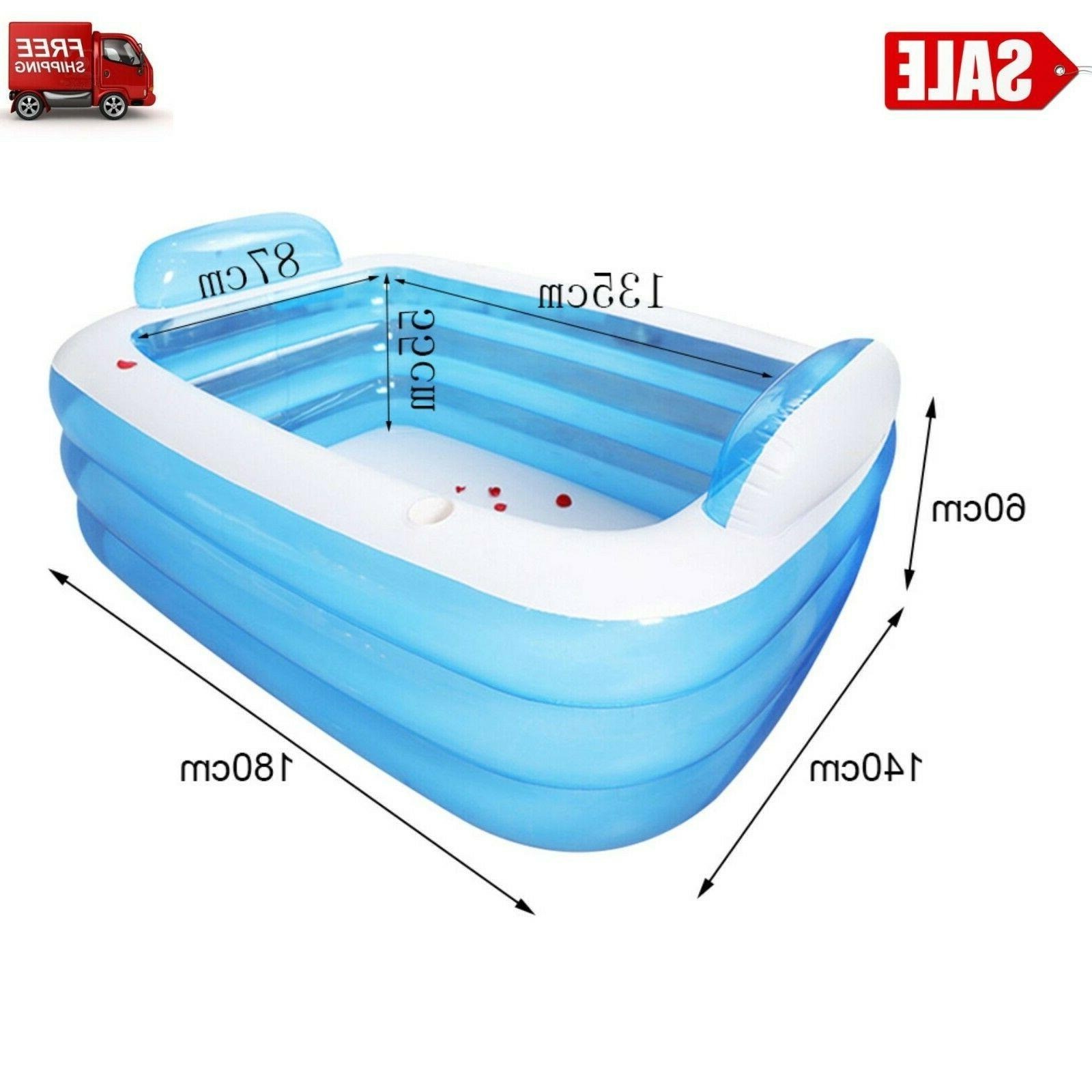 top selling 3 ring inflatable pool