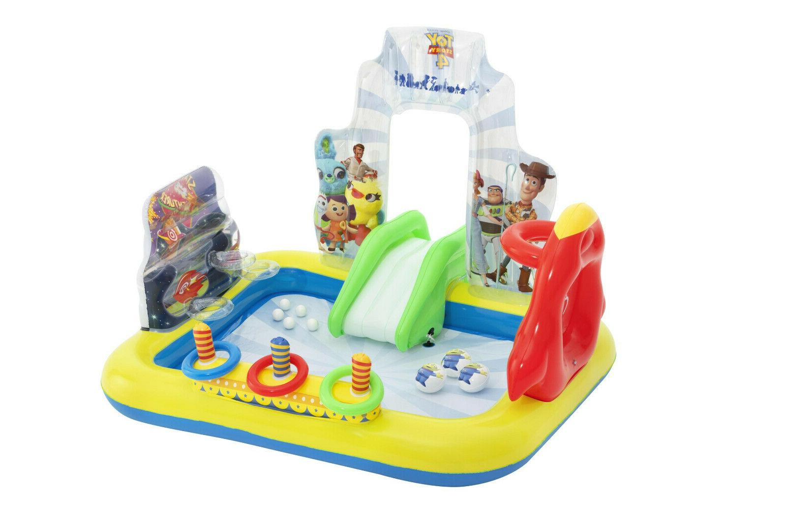 Disney Toy Story 4 Inflatable Play Pool Center