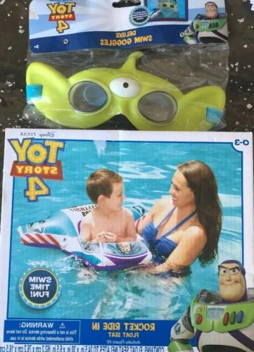 toy story 4 inflatable swimming pool rocket
