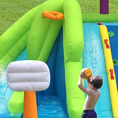 Kahuna Outdoor Inflatable Backyard Water