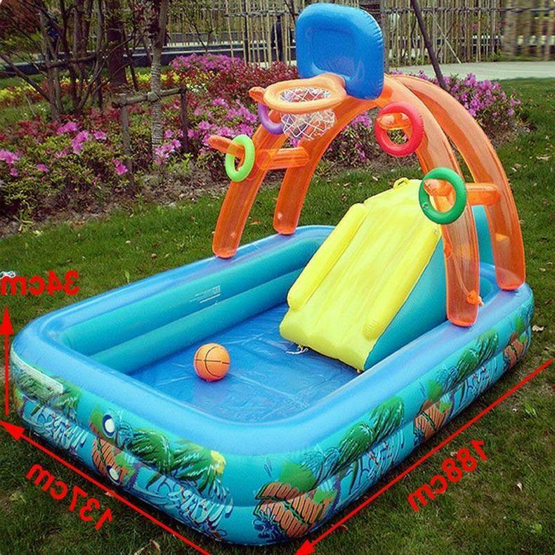 Water Children Lawn Inflatables Pools Kid Outdoor Toy