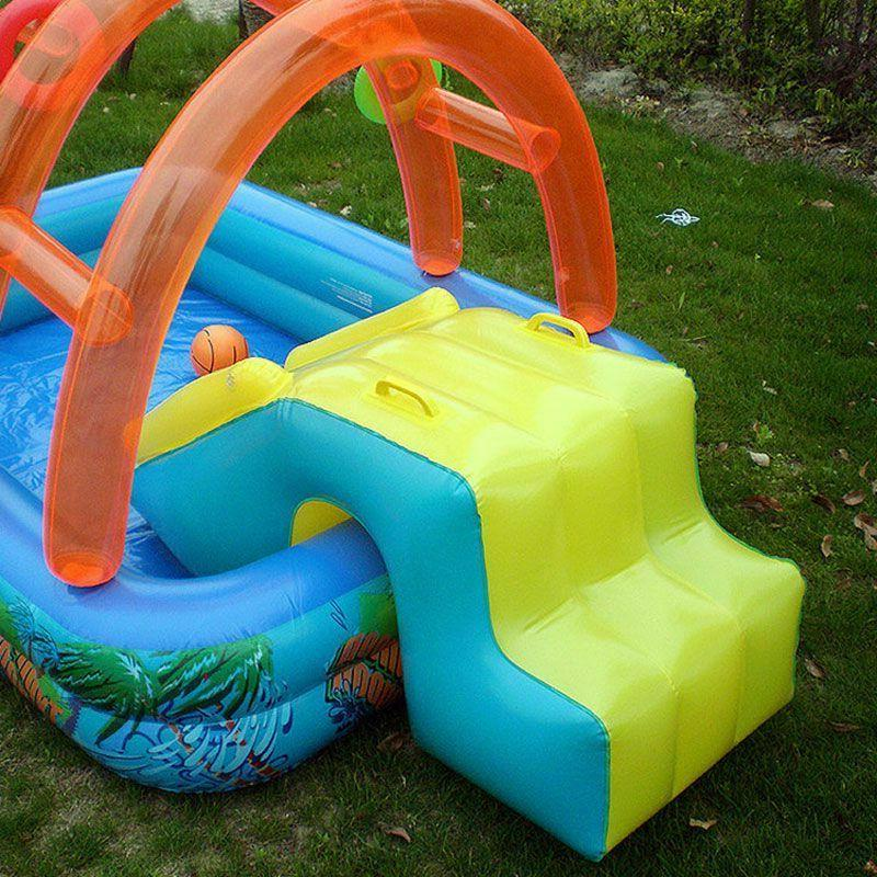 Water For Lawn Pools Kid Backyard Toy