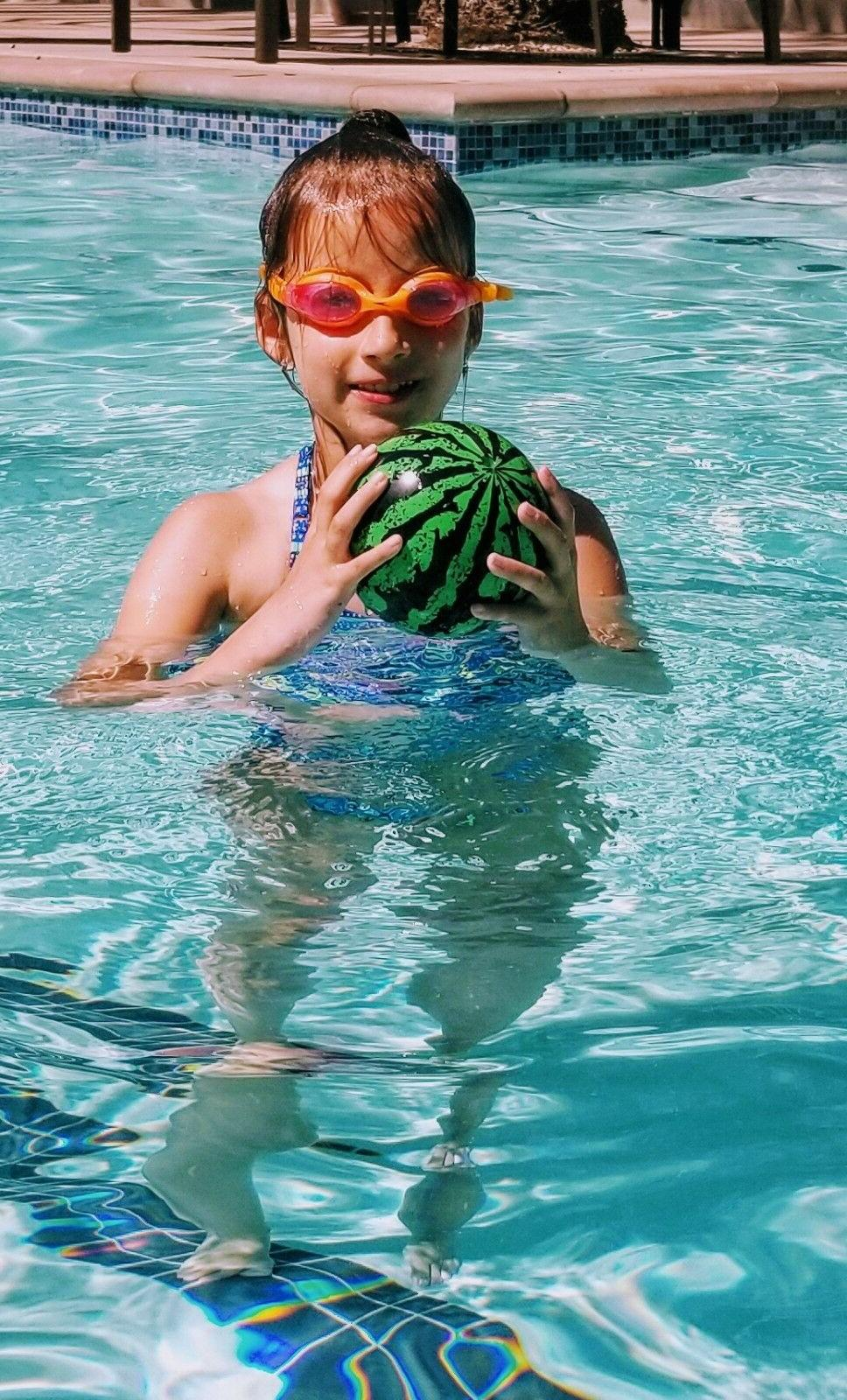 FIT BALL Watermelon Fun for The Swimming PoolOutdoor