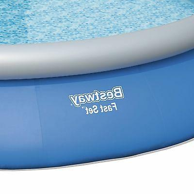 Bestway x Fast Inflatable Ground Swimming Pool Filter Pump