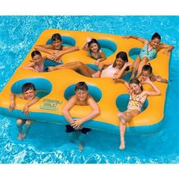"SWIMLINE Labyrinth Island 96"" , Yellow"