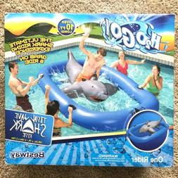 💦Large 8ft Inflatable kids Swimming Pool, Sea Pals Spray