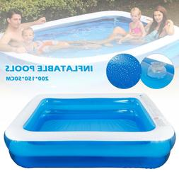 Large Swimming Pool Outdoor Garden Summer Inflatable Kids Ad