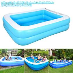 Lounge Inflatable Swimming Pool Floaties for Kids Kiddie Adu