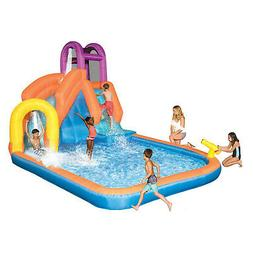 Magic Time Mega Tornado Twist Outdoor Inflatable Kids Water