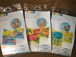 INTX Mermaid Arm Float Bands Swim Armbands Swimming Toy
