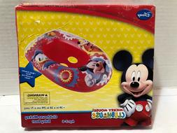 DISNEY MICKEY MOUSE CLUBHOUSE INFLATABLE RIDE IN SEAT WATER