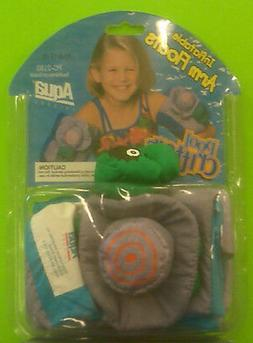 NEW - AQUA INFLATABLE ARM FLOATS - POOL CRITTERS - AGES 4 &