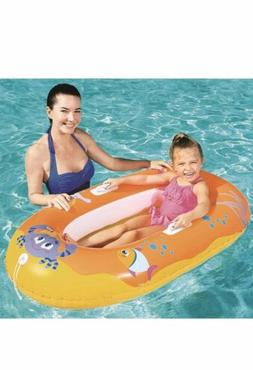 New Bestway H2O Go Inflatable Kids Junior  Boat Pool Float