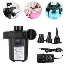 New Electric Air Pump Inflator For Inflatable Toy Boat Air B