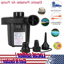 NEW Electric Portable Air Pump DC Air Pump For Inflatables R
