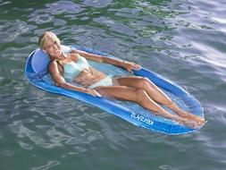 new floating water hammock swimming floats pool