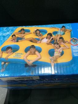 NEW Labyrinth Island Inflatable Giant Pool Toy Swimming Kids