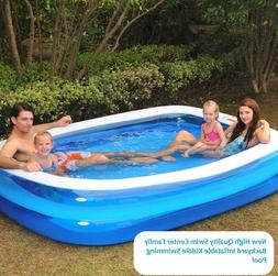 New Play Day  Swim Center Family Backyard Inflatable Kiddie