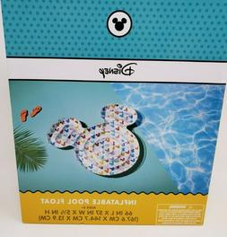 New Swimway Disney Mickey Mouse Icon Multi-color Inflatable