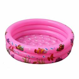 Newest Round Non Pool Baby Inflatable Bottom Swimming Pvc Fi