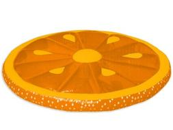 Orange Slice Floating Pool Island