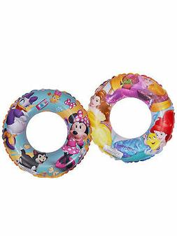 Disney Princess & Minnie Mouse and Daisy Inflatable Swim Rin