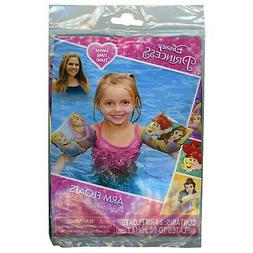 Disney Princess Inflatable Arm Floaties Girls Summer Pool Fl