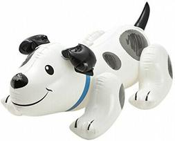 Intex Puppy Ride-On, 42' X 28', for Ages 3+