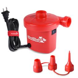 rapid inflation electric air pump
