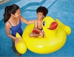 Ride On Inflatable Duck Pool Float
