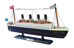 Hampton Nautical  RMS Titanic Cruise Ship, 14""