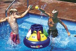 Swimline Shootball Floating Pool Basketball Game Pool Float