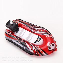 Amyove Simulate Inflatable Clockwork Racing Boat Kids Swimmi