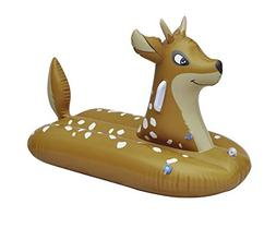 Jet Creations Sled Deer Snow Tube Inflatable 38 inches Long
