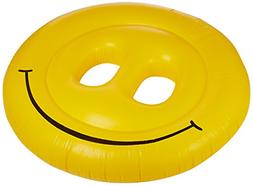 Smiley Face Pool Float NEW Pool Rafts & Inflatable Ride-ons