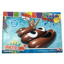 splash big stink poop raft