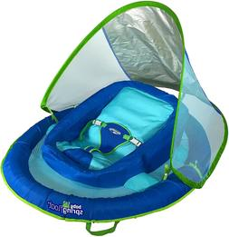 New SwimWays Infant Baby Spring Float with Sun Canopy - Phas