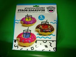 BigMouth Inc Sprinkles of Fun Pink Donut Lil' Water Float -