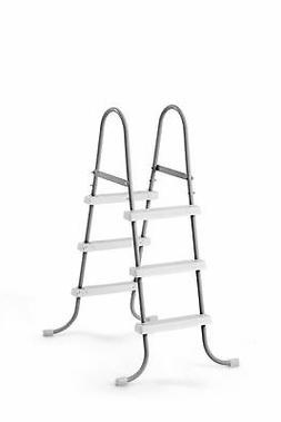 """Intex Steel Frame Above Ground Swimming Pool Ladder for 42"""""""