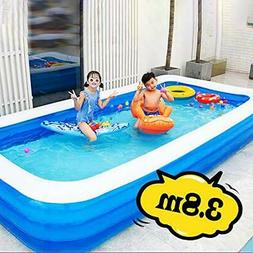 summer thickened inflatable swimming pool family children