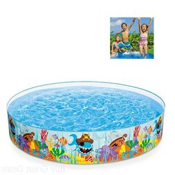 Intex Sun Fish Snapset Pool