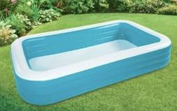 Intex Swim Center Family Inflatable Pool